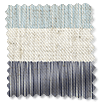 Cardigan Stripe Linen Blue Horizon swatch image