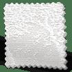 Castlebeck Ice White Curtains slat image