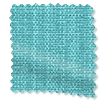 Wave Cavendish Aqua  Curtains sample image