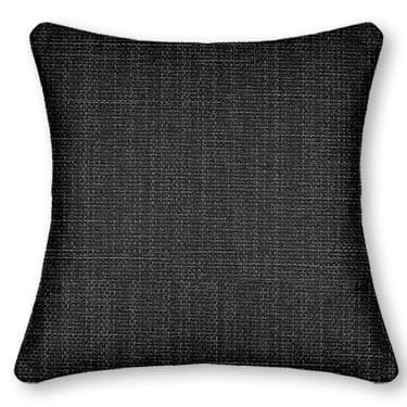 Cavendish Charcoal Curtains - Cushions