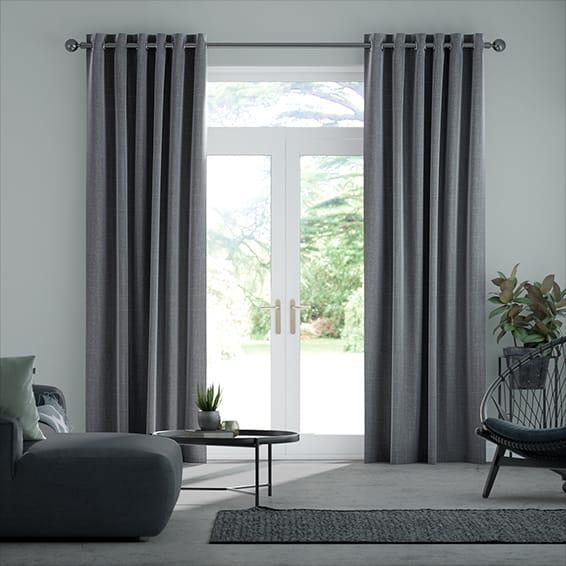 Cavendish Flint Curtains