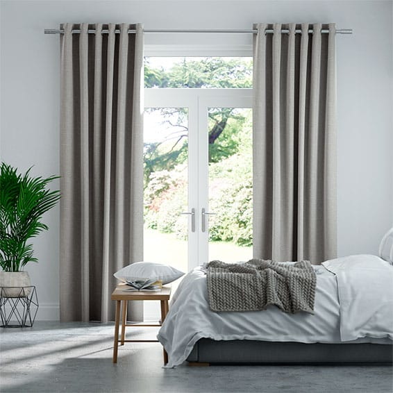 Cavendish Grey Wash Curtains