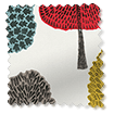 Cedar Chilli Roller Blind slat image