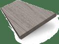 Ash Grey Faux Wood Blind - 50mm Slat sample image