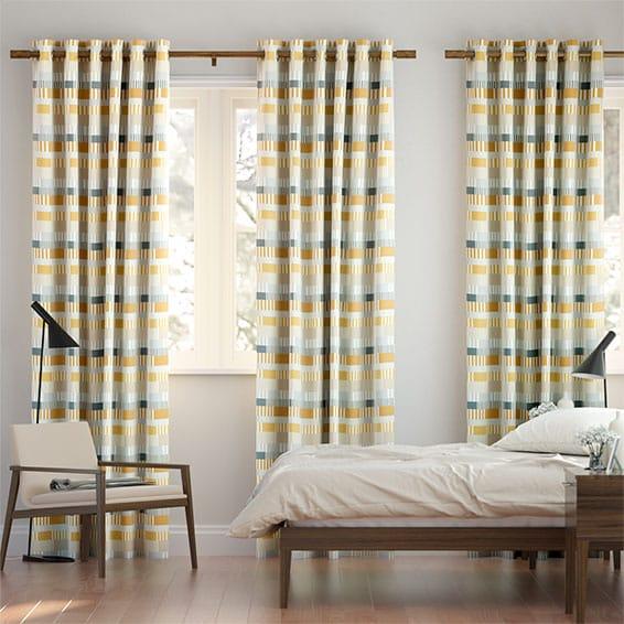 Cerro Dandelion Curtains