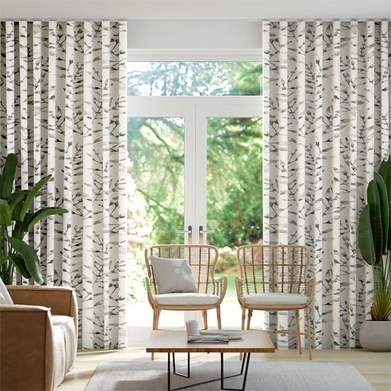 Wave Chaconia Stone Curtains
