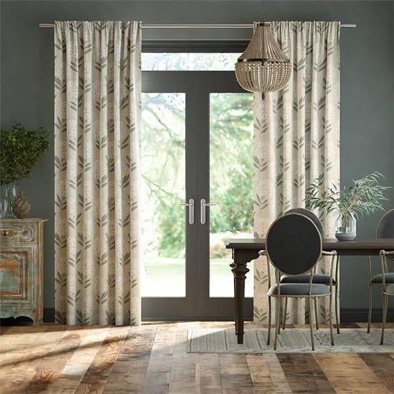 Charleston Stone Curtains