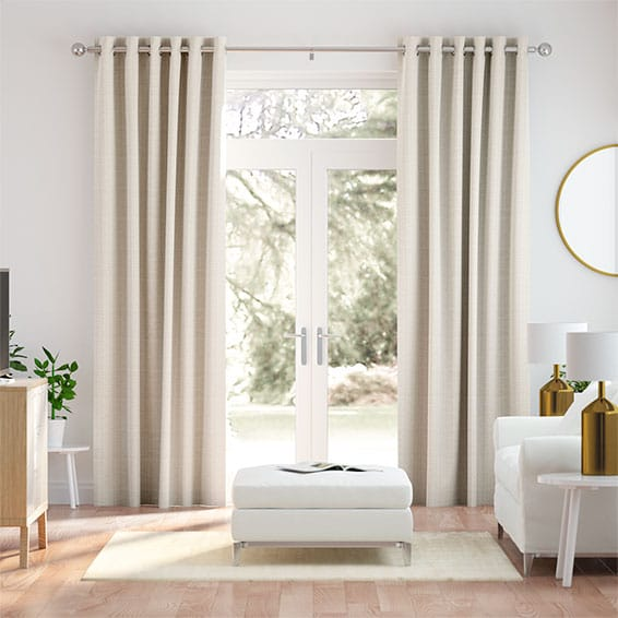 Chenille Chic Pearl Curtains