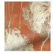 Choices Allium Linen Papaya Roller Blind swatch image