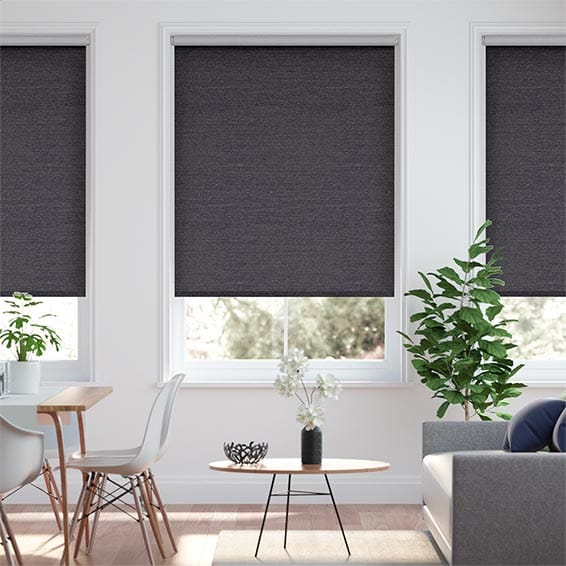 Choices Amore Deepest Blue Roller Blind