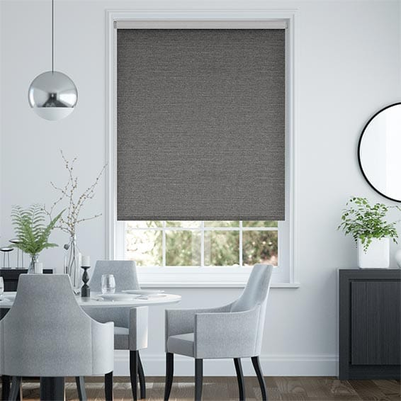Choices Amore Gunmetal Grey Roller Blind