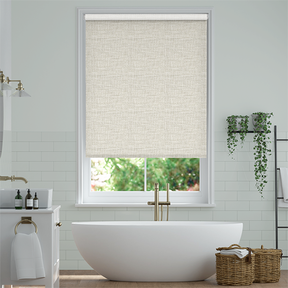 Choices Arlo Oatmeal Roller Blind