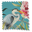 Choices Bella Heron Turquoise Roller Blind swatch image