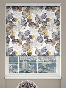 Choices Blakely Linen Mustard Roller Blind thumbnail image