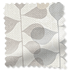 Choices Blooming Meadow Linen Neutral Roller Blind slat image