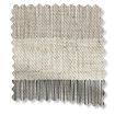 Choices Cardigan Stripe Linen Stone Roller Blind swatch image