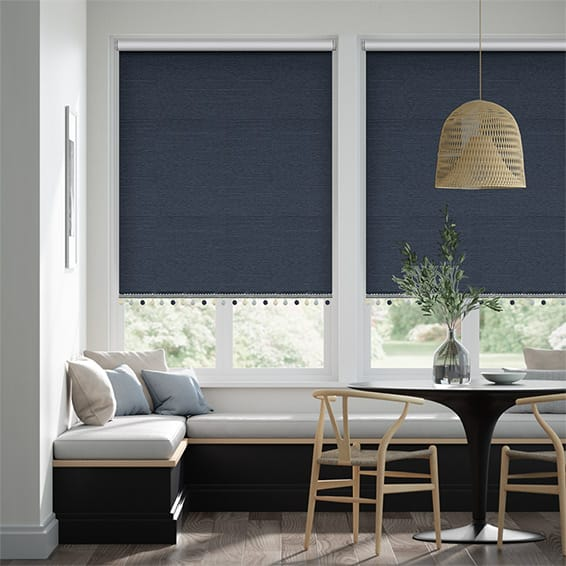 Choices Cavendish Navy & Henley Roller Blind