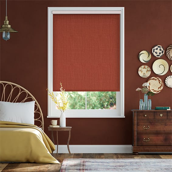 Choices Cavendish Pumpkin Spice Roller Blind