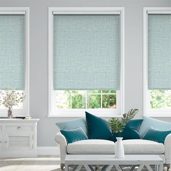 Choices Chalfont Tropical Sea Roller Blind