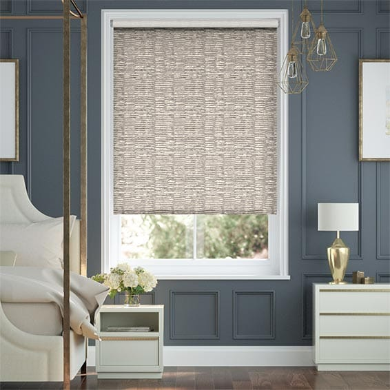 Choices Damocles Antique Gold Roller Blind