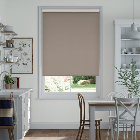 Choices Elodie Antique Grey Roller Blind