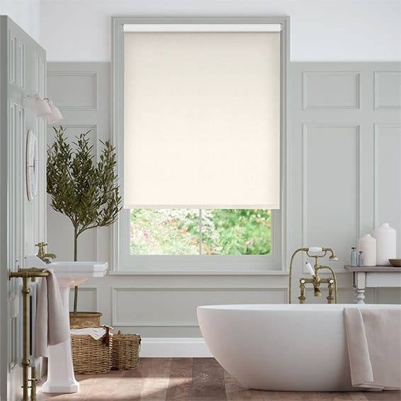 Choices Elodie Classic White Roller Blind