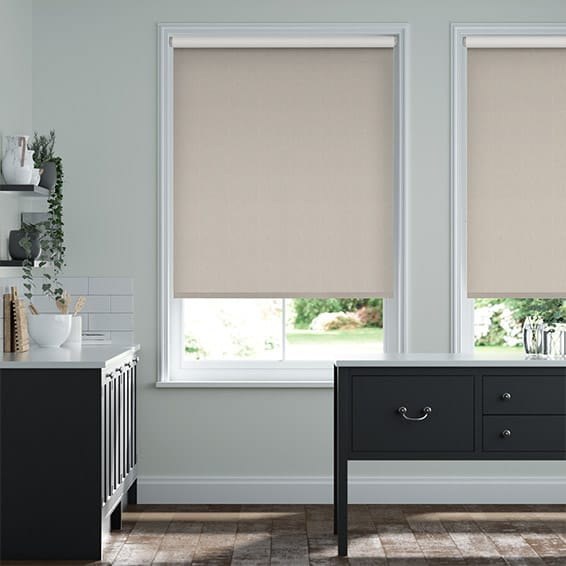 Choices Elodie Dove Grey Roller Blind