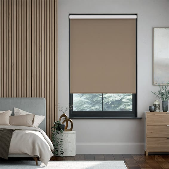 Choices Elodie Taupe  Roller Blind