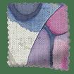 Choices Hadley Linen Vintage Violet Roller Blind swatch image