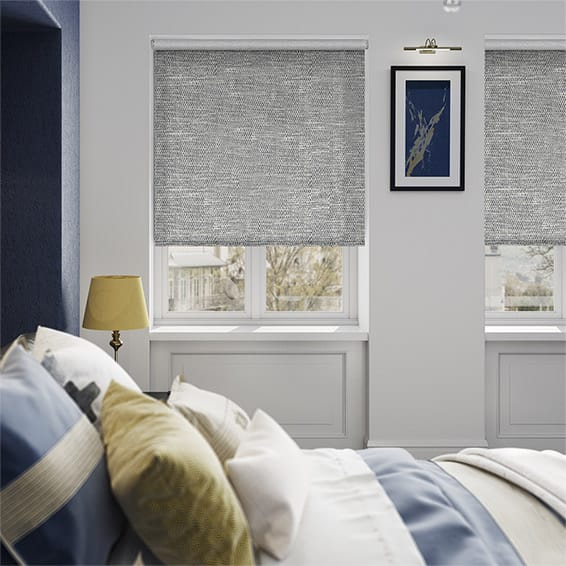 Choices Harlow Midnight Blue Roller Blind