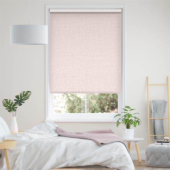 Choices Kirkland Soft Pink Roller Blind