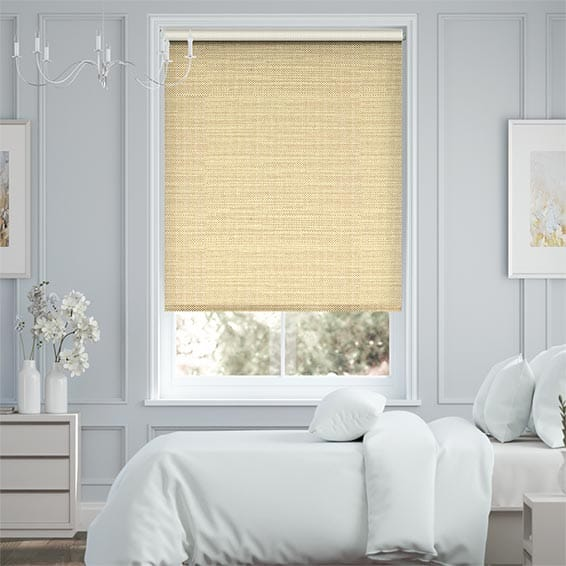 Choices Leyton Golden Yellow Roller Blind