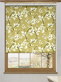 Choices Madelyn Linen Sunset Gold Roller Blind thumbnail image