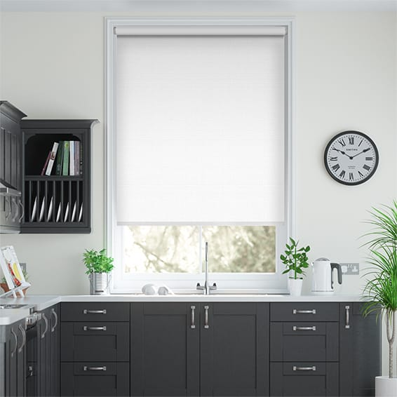 Choices Penrith Bright White Roller Blind