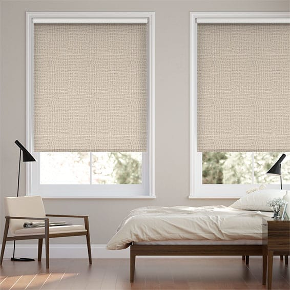 Choices Scintilla Moon Rock Roller Blind