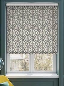 Choices Swazi African Grey Roller Blind thumbnail image