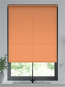 City Cantaloupe Orange Roller Blind thumbnail image