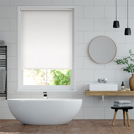 City Winters Day Roller Blind