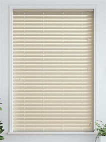 Classics Simply Cream Wooden Blind thumbnail image