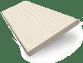 Classics Simply Cream Faux Wood Blind - 50mm Slat slat image