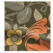 William Morris Compton Velvet Sienna Curtains slat image