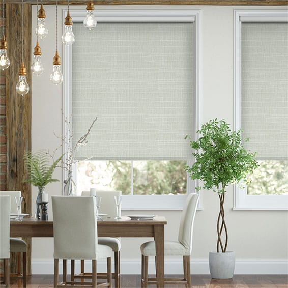 Concordia Blackout Pale Stone Roller Blind