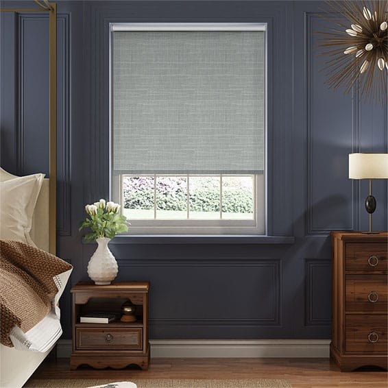 Concordia Blackout Winchester Grey Roller Blind