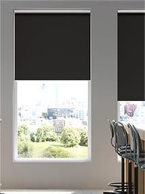 Contract Capital Blackout Ebony Roller Blind thumbnail image