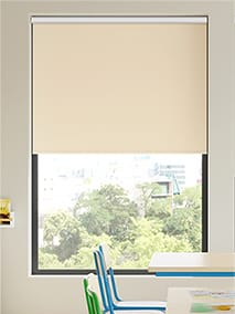 Contract Capital Blackout Magnolia Roller Blind thumbnail image