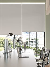 Contract Capital Blackout Pearl Grey Roller Blind thumbnail image
