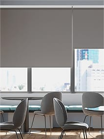 Contract Capital Blackout Warm Grey Roller Blind thumbnail image