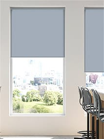 Contract Capital Arctic Blue Roller Blind thumbnail image