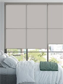 Contract Capital Pearl Grey Roller Blind thumbnail image