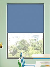 Contract City Admiral Blue Roller Blind thumbnail image